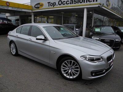 gebraucht BMW 525 d xDrive Luxury Line Steptronic