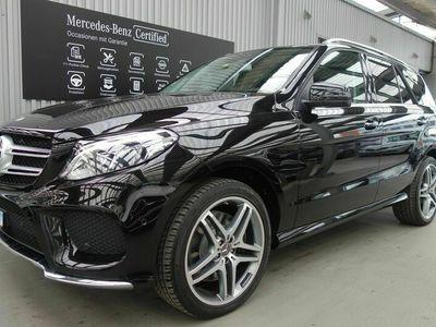 gebraucht Mercedes GLE500 GLE-Klasse GLE 500 Executive 4Matic 9G-Tronic GLE-KlasseExecutive 4Matic 9G-Tronic
