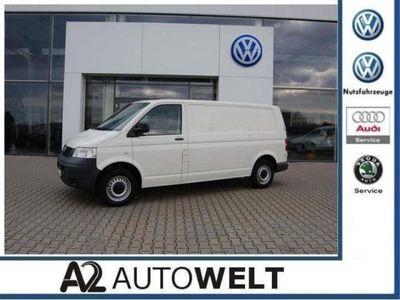 gebraucht VW Transporter T5 Kastenlang Heckflügel ZV