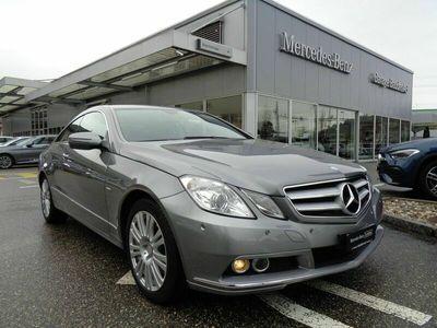 gebraucht Mercedes E350 CDI BlueEfficiency