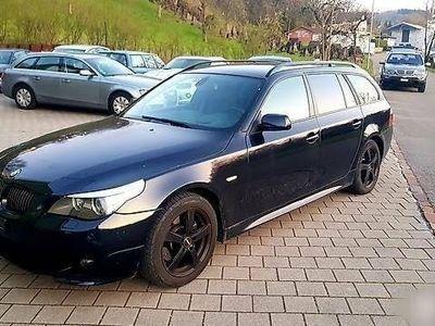 gebraucht BMW 530 5er xi Mpaket e61 Top Zustand