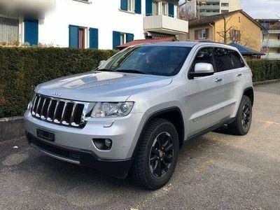gebraucht Jeep Grand Cherokee 3,0 CRDI Ltd.
