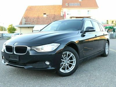 gebraucht BMW 318  d Touring Steptronic