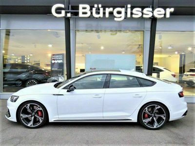gebraucht Audi RS5 Sportback 2.9 TFSI quattro tiptronic Gletscherweiss Metallic