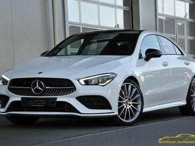 gebraucht Mercedes CLA220 AMG Line 7G-DCT
