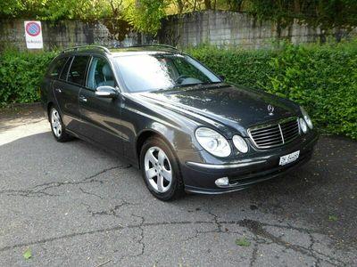 gebraucht Mercedes E320 E-KlasseCDI Kombi