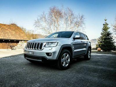 gebraucht Jeep Grand Cherokee Grand Cherokee -LTD - 3.0 CRD