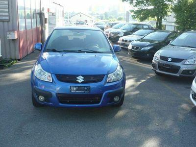 gebraucht Suzuki SX4 1.6 16V GL Top 2WD