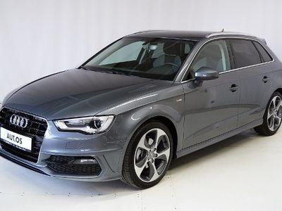 gebraucht Audi A3 Sportback Ambition S-LINE+ExP 2.0TDI XENON NA