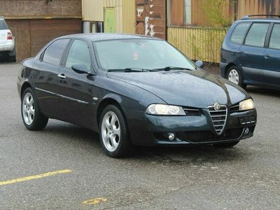 gebraucht Alfa Romeo 156 2.0 JTS Distinctive