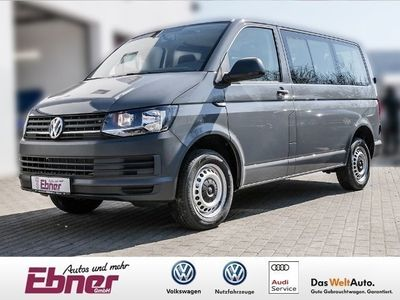 gebraucht VW Transporter T6Kombi 9-SITZER KLIMA RADIO VORBER