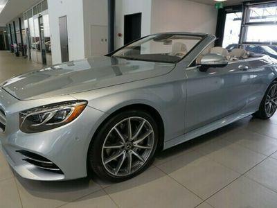 gebraucht Mercedes S560 Cabriolet 9G-Tronic