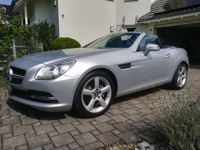 gebraucht Mercedes SLK200 Cabriolet