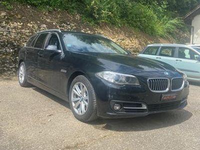 gebraucht BMW 525 5er d Touring Luxury Line Steptronic