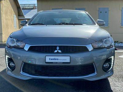 gebraucht Mitsubishi Lancer Sportback  1.8 Style CVT