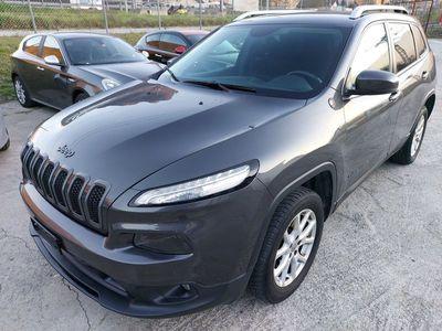 gebraucht Jeep Cherokee 2.2TD Longitude Sw- Black Ed. AWD 9ATX
