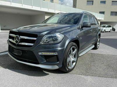 gebraucht Mercedes GL63 AMG AMG 4Matic Speedshift Plus 7G-Tronic