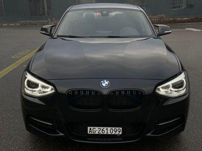 gebraucht BMW M135 1er i xDrive Top Ausstattung ab MFK und Service