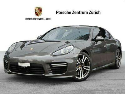 gebraucht Porsche Panamera Turbo ,