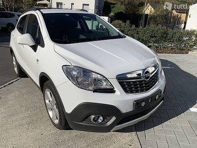 gebraucht Opel Mokka 1.4i T Cosmo 4 WD 4x4 Allrad / Navigation
