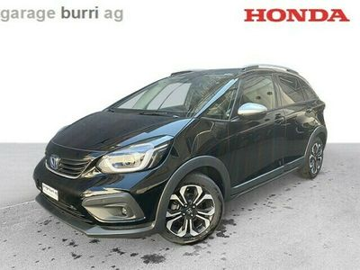 gebraucht Honda Jazz 1.5i-MMD Crosstar Executive E-CVT