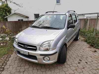 gebraucht Subaru Justy G3X1.5