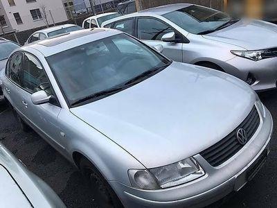 gebraucht VW Passat 2.7 4motion