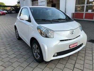 gebraucht Toyota iQ 1.4 D-4D Linea Sol