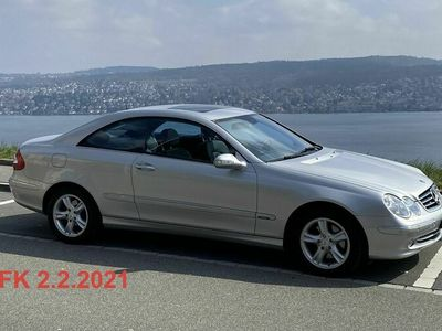 gebraucht Mercedes CLK320 CLK WunderschönerLiebhaberauto & top Ausstattung!
