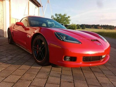 gebraucht Chevrolet Corvette C6 Z06