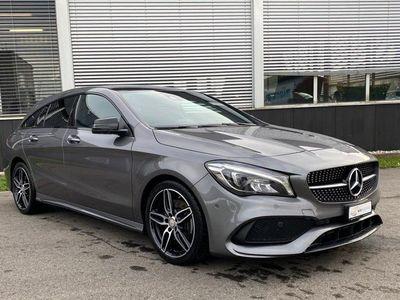 gebraucht Mercedes CLA220 CLA-Klassed AMG Line 4m Sh.Brake