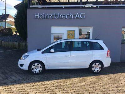 gebraucht Opel Zafira 1.7 CDTI Enjoy