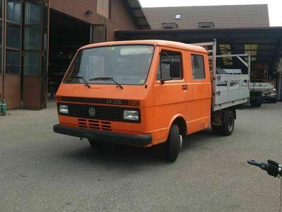 gebraucht VW LT 35 2.4