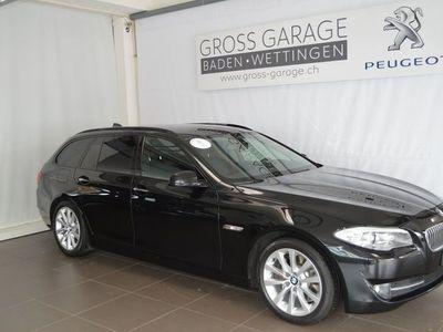 gebraucht BMW 525 5er d xDrive Touring