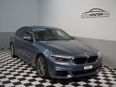 gebraucht BMW M550 i xDrive Steptronic