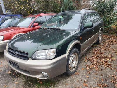 gebraucht Subaru Outback 2.5 Image