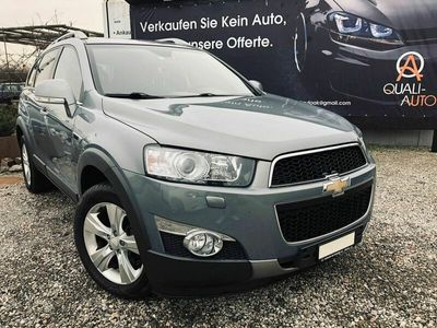 gebraucht Chevrolet Captiva 2.2 VCDi LT 4WD Automatic