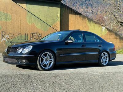 gebraucht Mercedes E55 AMG E-KlasseAMG
