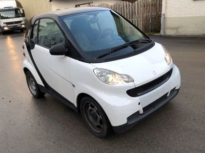 gebraucht Smart ForTwo Coupé black & white limited mhd softouch
