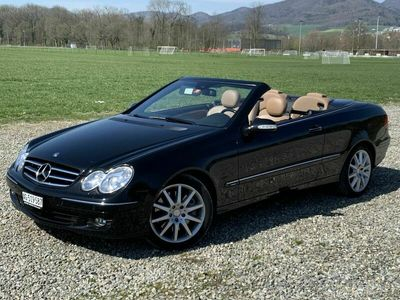 gebraucht Mercedes CLK350 CLK 350 Avantgarde 7G-TronicAvantgarde 7G-Tronic
