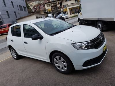 gebraucht Dacia Sandero 1.0 Comfort