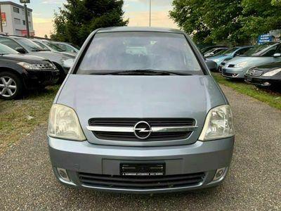 gebraucht Opel Meriva 1.8i 16V Cosmo