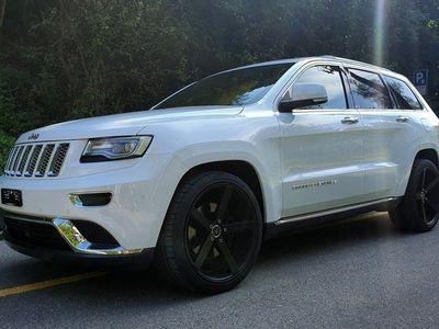 gebraucht Jeep Grand Cherokee 3.0 CRD Summit Automatic