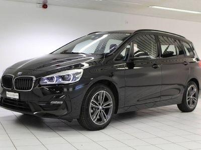 gebraucht BMW 218 2er d xDrive