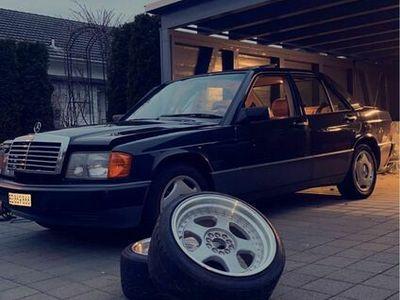 gebraucht Mercedes 190 C-Klasse
