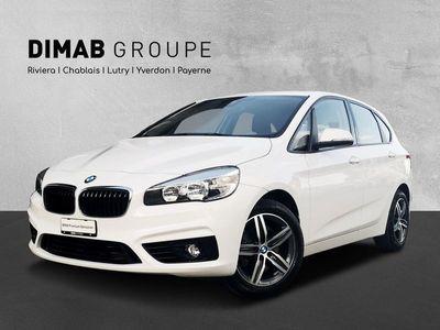 gebraucht BMW 220 2er d xDrive ActiveTSport