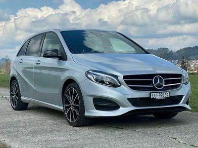 gebraucht Mercedes B200 B-Klasse DirektionswagenCDI Night Star 7G-DCT