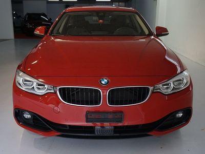 gebraucht BMW 435 Gran Coupé 4er d xDrive Sport Line Steptronic