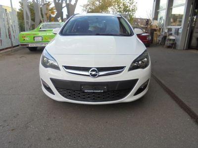 gebraucht Opel Astra SportsTourer 1.7 CDTi