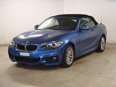 gebraucht BMW 230 i M Sport Steptronic